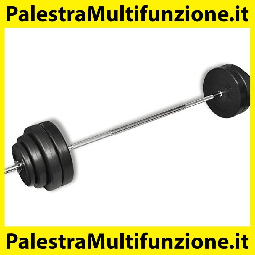 50 mm in ghisa Sport e Allenamento 20 kg per competizioni per Bodybuilding con Fori per Le Maniglie C.P.Sports Set di Dischi Olimpici gommati da 0,5